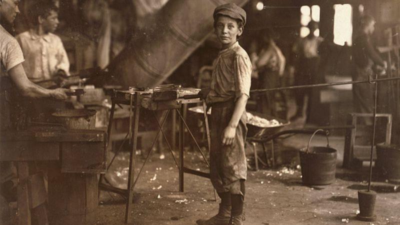 Çocuk Olmamayan Çocuklar: Çocuk İşçiler