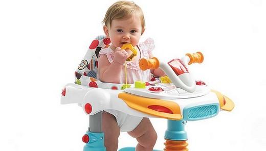 Bebeklerde Yürüteç Kullanımı