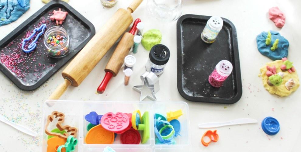 Çocuklarla Evde Yapılacak Etkinlikler