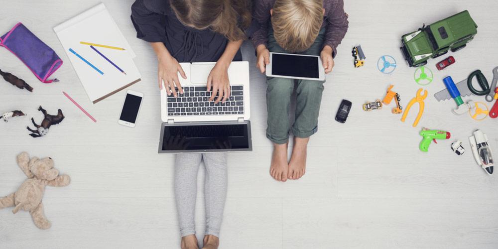 Çocuklarda Aşırı Telefon Kullanımı