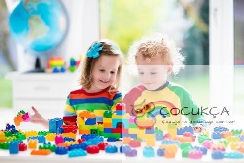 2 Yaş Çocuğu İçin Eğitici Oyunlar