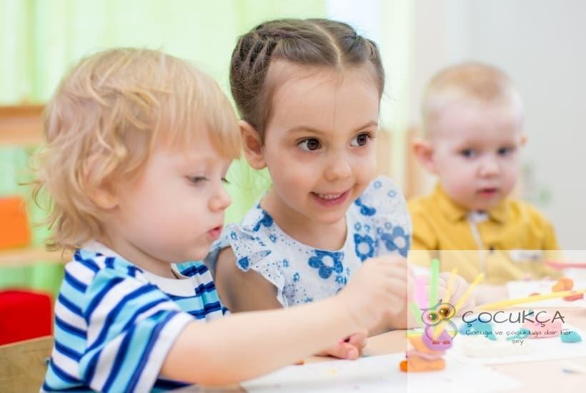 5 Yaş Çocuğun Bilişsel Gelişim Özellikleri