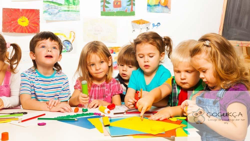 4 Yaş Çocuğun Motor Gelişim Özellikleri