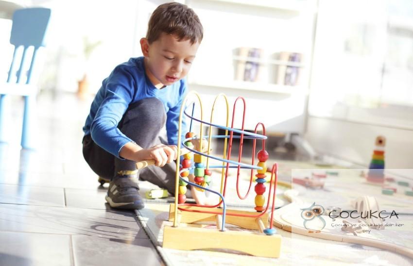 5 Yaş Çocuk İçin Eğitici Oyunlar