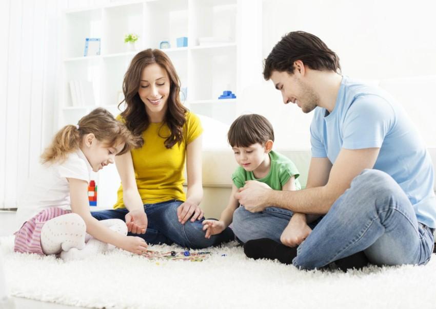 Aileyle Oynanacak Oyunlar