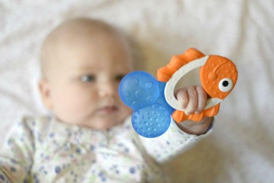 5 Aylık Bebek Neler Yapar ?