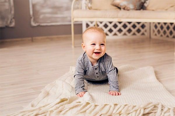 Emekleme - 14 Adımda Bebek Emeklemeyi Nasıl Öğrenir ?